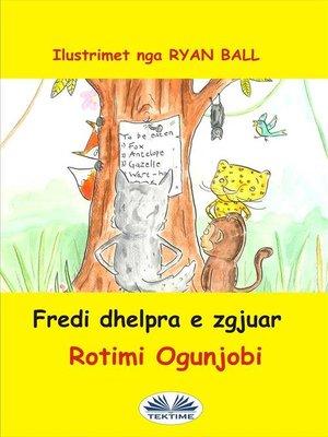 cover image of Fredi Dhelpra E Zgjuar
