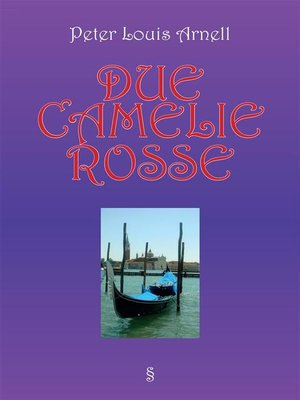 cover image of Due camelie rosse