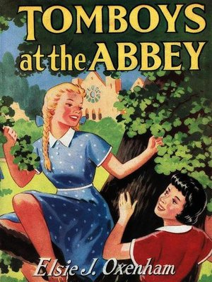 cover image of Tomboys at the Abbey