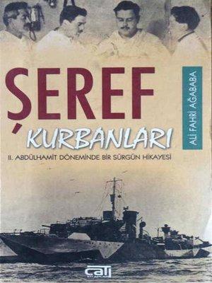 cover image of Şeref Kurbanları