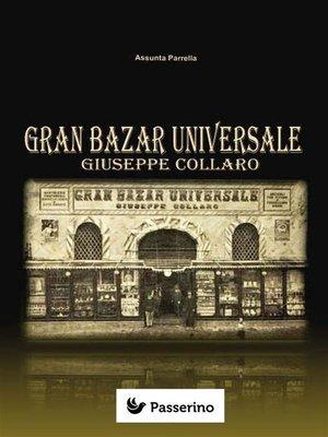 cover image of Gran Bazar Universale