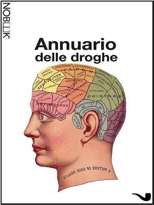 cover image of Annuario delle droghe