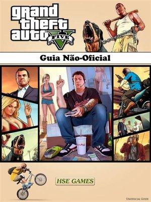 cover image of Grand Theft Auto V--Guia Não-Oficial