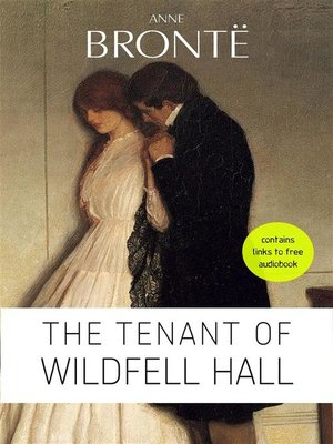cover image of Anne Brontë--The Tenant of Wildfell Hall