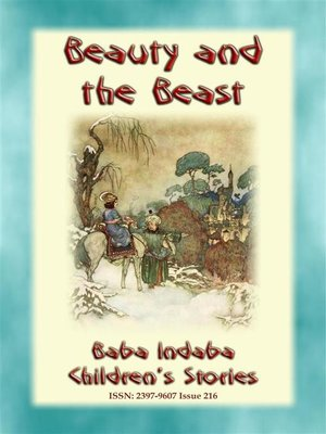 cover image of BEAUTY AND THE BEAST--A Classic Fairy Tale