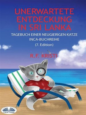 cover image of Unerwartete Entdeckung in Sri Lanka