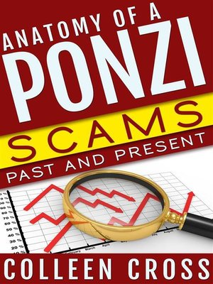 cover image of Anatomy of a Ponzi Scheme