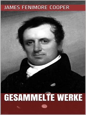 cover image of James Fenimore Cooper--Gesammelte Werke