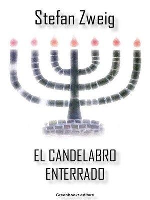 cover image of El candelabro enterrado