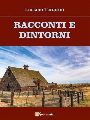 cover image of Racconti e dintorni