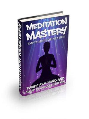 cover image of Empty Mind Meditation