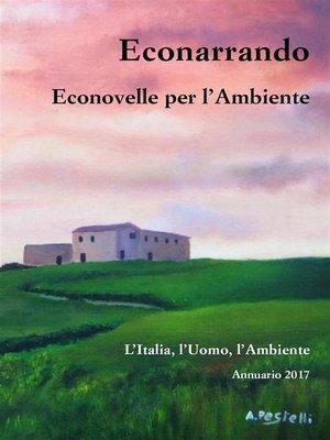 cover image of Econarrando--Econovelle per l'Ambiente