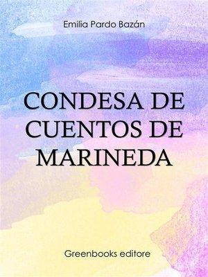 cover image of Condesa de Cuentos de Marineda