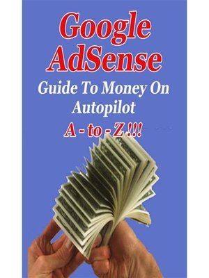 cover image of Google AdSense a to Z