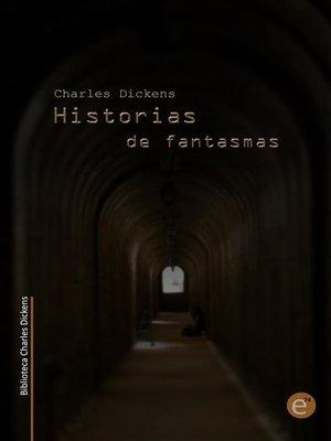 cover image of Historias de fantasmas
