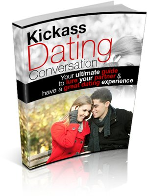 cover image of Kickass Dating Conversation