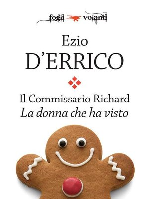 cover image of Il commissario Richard. La donna che ha visto