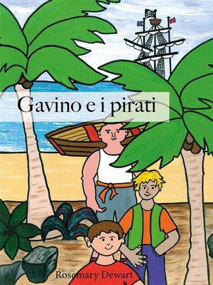 cover image of Gavino e i pirati