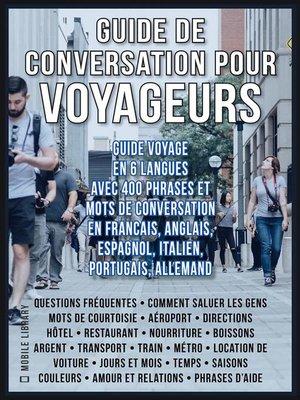 cover image of Guide de Conversation pour Voyageurs