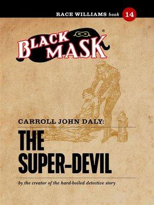 cover image of The Super-Devil
