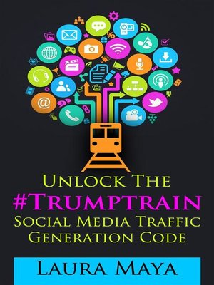 cover image of Unlock the #Trumptrain Social Media Traffic Generation  Code