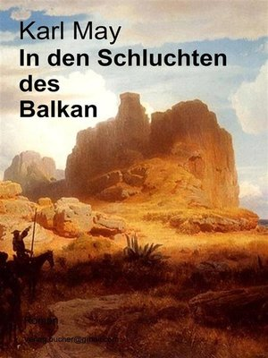 cover image of In den Schluchten des Balkan