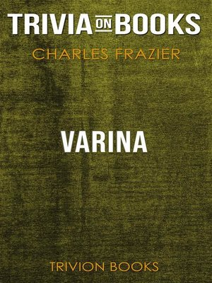 cover image of Varina by Charles Frazier (Trivia-On-Books)