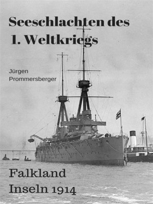 cover image of Seeschlachten des 1. Weltkriegs -Falkland Inseln