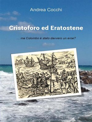 cover image of Cristoforo ed Eratostene