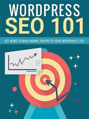 cover image of WordPress SEO 101