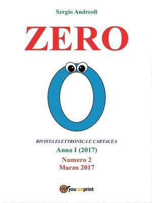 cover image of Zero 2