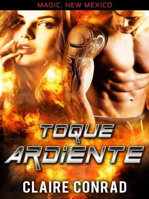 cover image of Toque ardiente