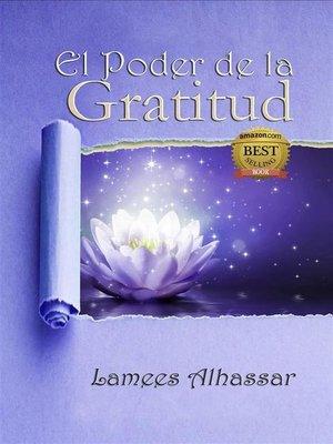 cover image of El Poder De La Gratitud