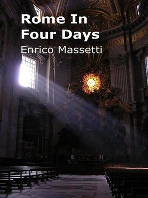 cover image of Rome In Four Days