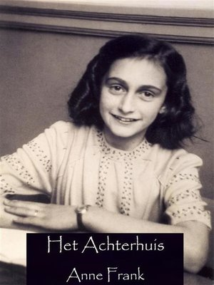 cover image of Het Achterhuis (Dutch Edition)