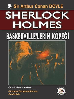 cover image of Baskerville'lerin Köpeği