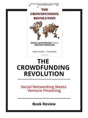 cover image of The Crowdfunding Revolution