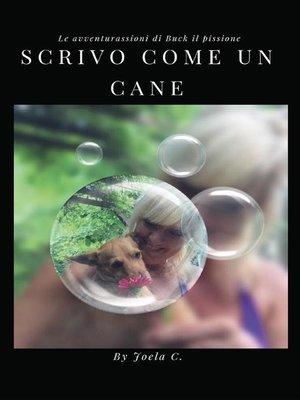 cover image of Scrivo come un cane
