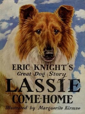 cover image of Lassie Come-Home