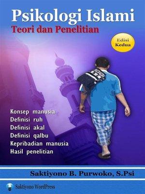 cover image of Psikologi Islami Teori dan Penelitian