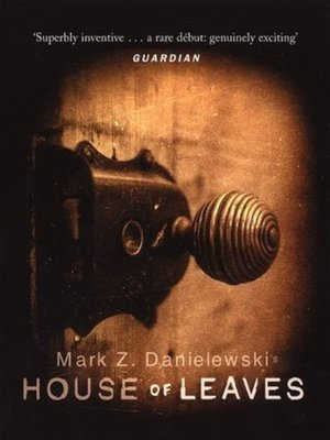 cover image of House of Leaves