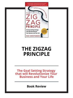 cover image of The Zigzag Principle