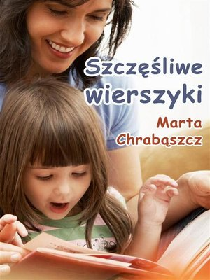 cover image of Szczęśliwe wierszyki