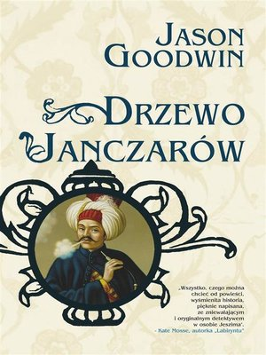 cover image of Drzewo janczarów