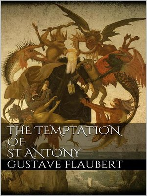 cover image of The Temptation of St. Antony