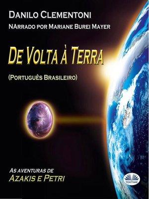 cover image of De Volta À Terra