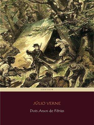 cover image of Dois Anos de Férias