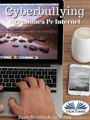 cover image of Cyberbullying--Agresiunea Pe Internet