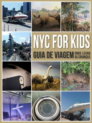 cover image of NYC for Kids