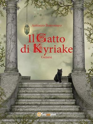 cover image of Il Gatto di Kyriake. Genesi